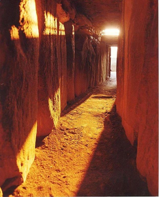 Newgrange Passageway