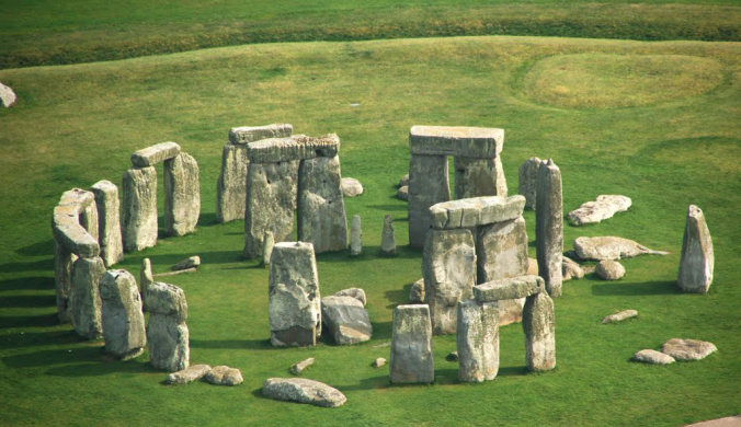 Stonehenge Southwest Side