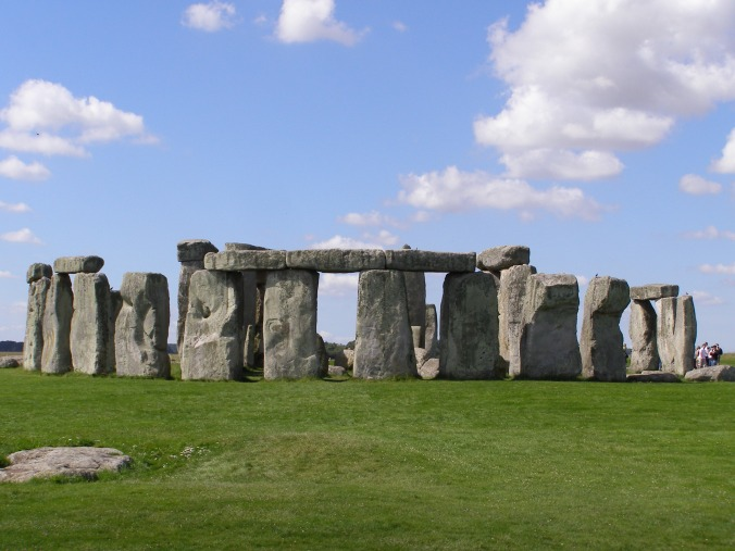 Stonehenge from Southeast
