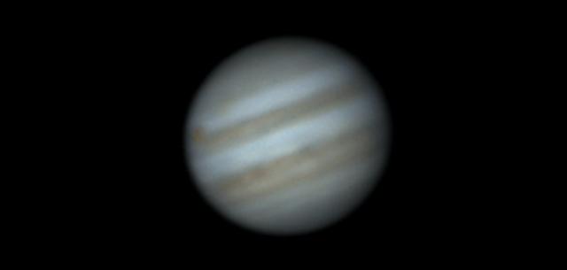 Jupiter poor seeing
